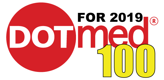DOTmed 100 for 2019 - NorthWest Supply
