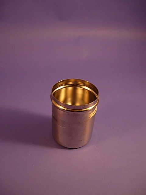 Polar 12-66 Stainless steel sundry jar (no li