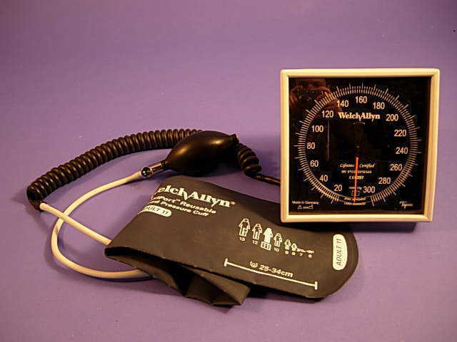 Welch Allyn Sphygmomanometer (wall-mountable)