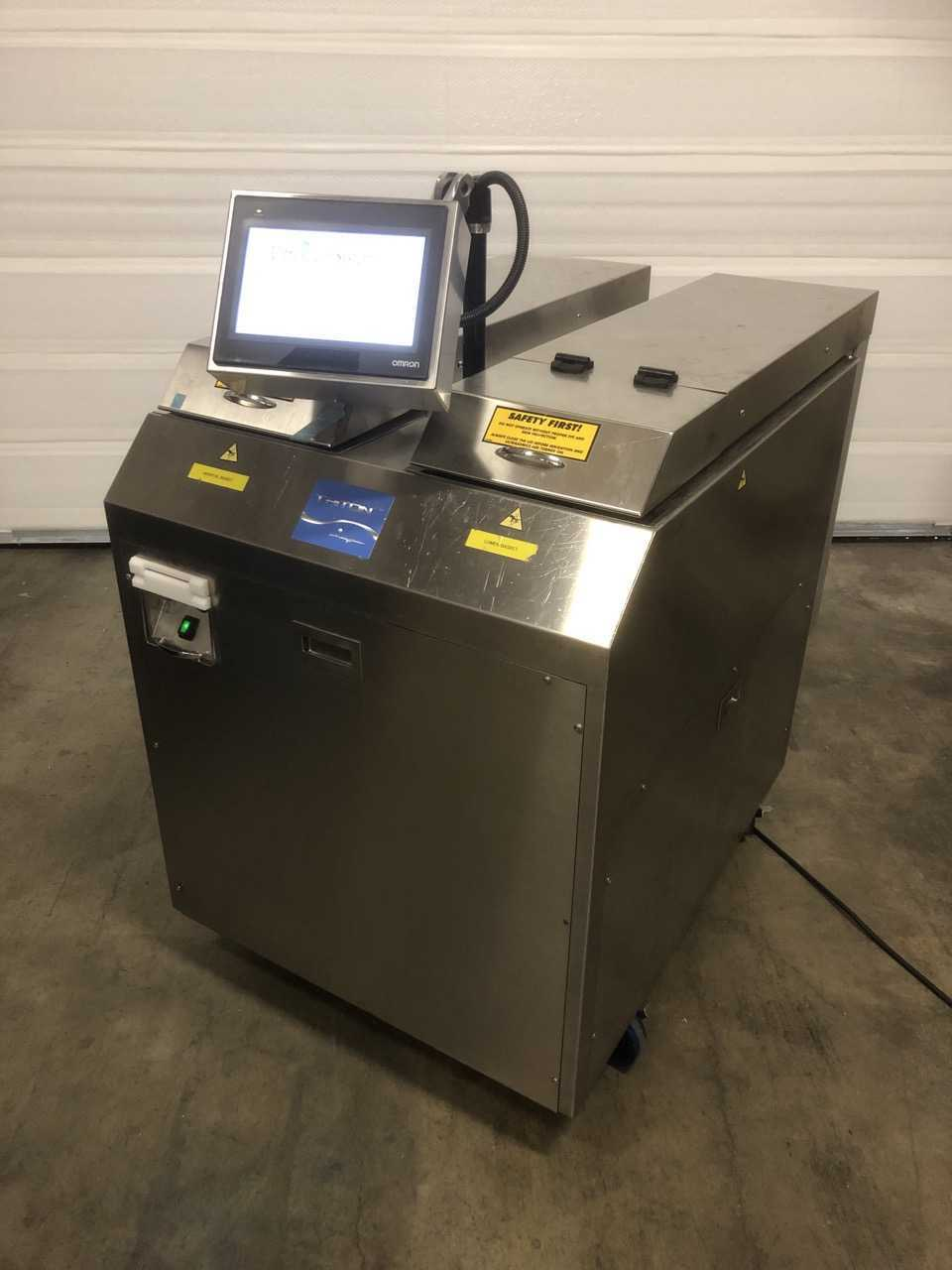 Endoscopy Cleaning Room: Ultra Clean System, Inc. XL72 Double Basin Ultrasonic